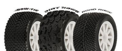 Pro-Line Pre-mounted 1:18 Truck Tires