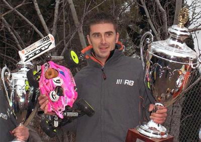Jerome Sartel takes Montpellier GP