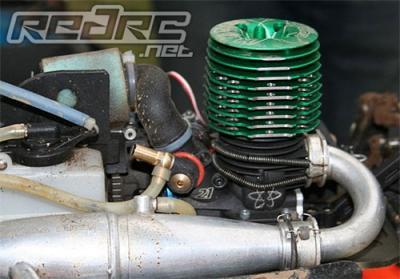 Sirio BK Evo4 STI - Spy Shots