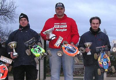 Daniel Vega wins Rd1 Spanish regionals