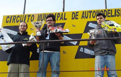 Nacho Lopez wins Rd1 Spanish Nats