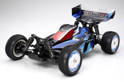 Tamiya Baldre DB01 4wd buggy