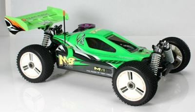 Team Magic M8 buggy