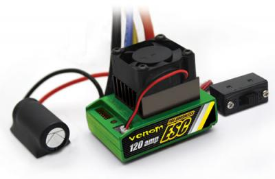 Venom Racing ESC and BL Motors