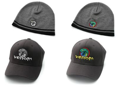 Venom Racing Hats and T-shirts