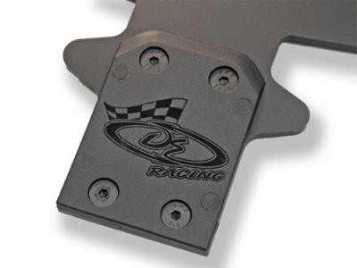 DE Racing rear skid plates