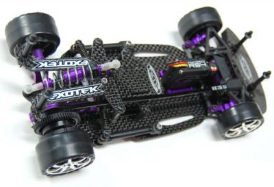Exotek EXO3 Micro RS4 Conversion