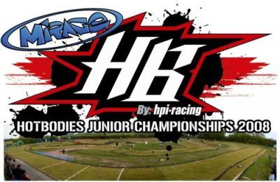 HB Junior 1/8th Off Road Championships