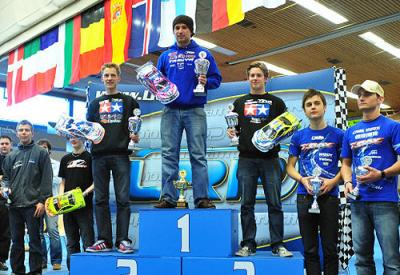 Marc Rheinard wins the LRP Masters