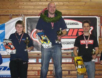 Johannessen wins Norwegian Indoor Nationals