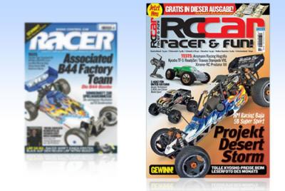 RC Car Racer Germany becomes RC Car Racer & Fun