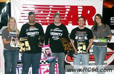 ROAR TC Mod podium