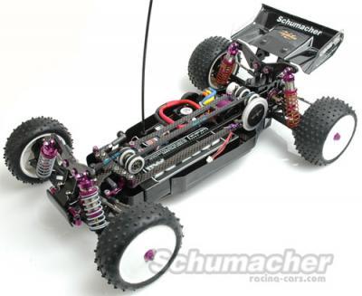 Schumacher Cat SX