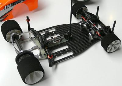 Serpent S120 1/12th scale chassis