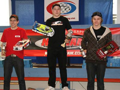 Niclas Nilsson wins SSIC title