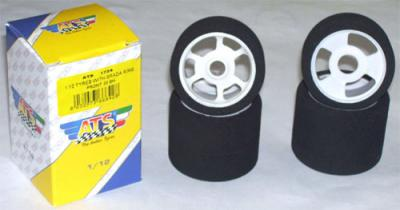 ATS 1/12th scale tyres & Decal sheet
