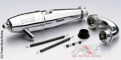 AXE Rossi 3010 3-chamber exhaust