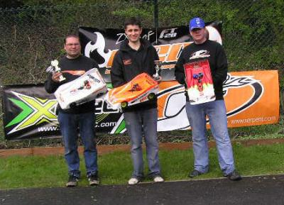 Tim Wood wins Rd2 of UK 1/8th Nats