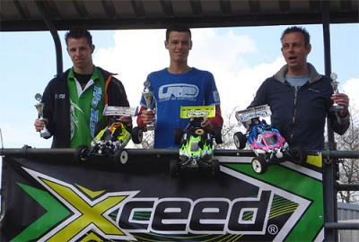 Velder & Eichhoorn win Brother Cup Rd1