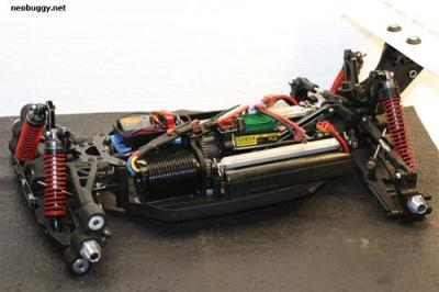 Caster Racing Fusion EX-1 BL buggy