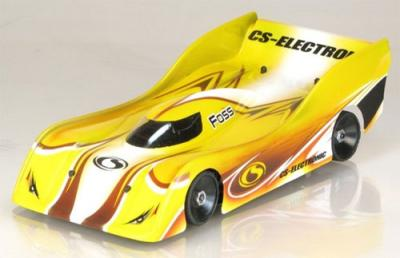 CS Electronic 1/18th scale Lola bodyshell