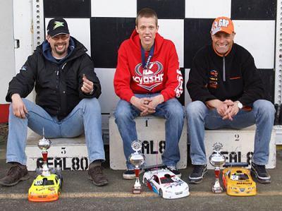 Daan Jacobs wins Dutch 200mm Nats Rd1
