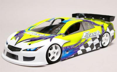 East 200mm Civic body shell
