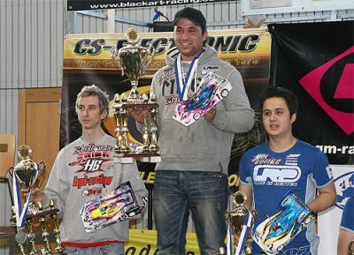 Marc Rheinard wins 1/12th Europeans