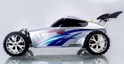 Hurrax Crypton 4wd buggy
