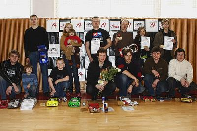 2008 Lithuanian Open Nationals