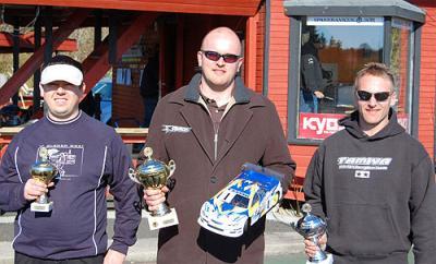 Helge Johannesen wins Norwegian Nats Rd1