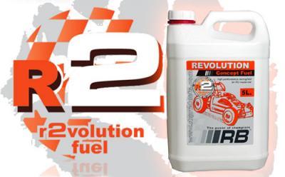 RB Revolution R2 buggy fuel