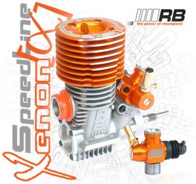 RB SpeedLine Xenon Alpha 3.5cc engine