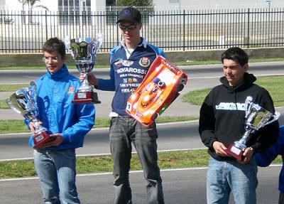 Robert Pietsch wins Spanish EFRA GP