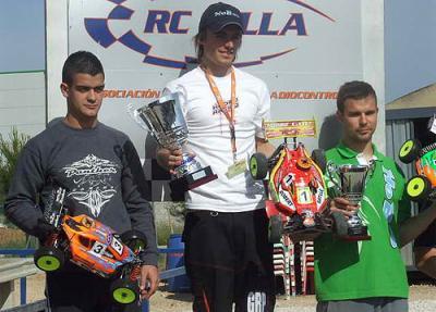 Batlle takes Spanish 1/8th TT Rd2