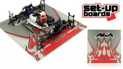 Upgrade RC custom set-up boards