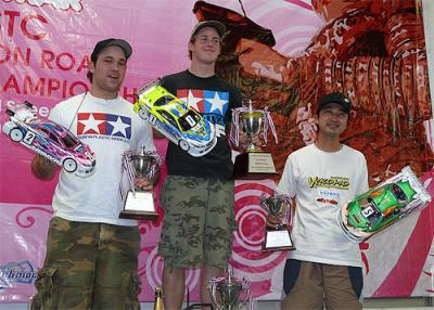 Viktor Wilck wins TC WC Warm-up