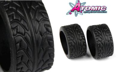 Atomic RC High Grip Formula tires
