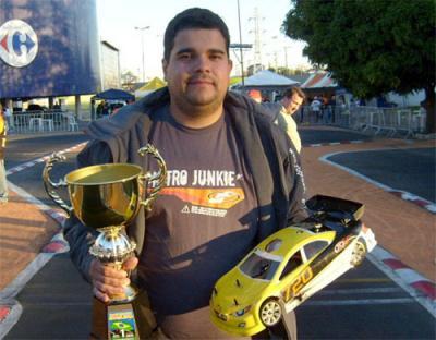 Winik takes Round 2 of Brazilian Nationals