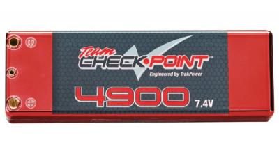 Checkpoint 4900mAh LiPo Car battery