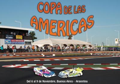Copa de las Américas - Announcement
