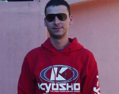 Fabrizio Teghesi joins Kyosho