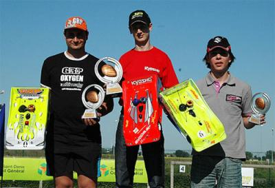 A. Siegfried wins French 1/8 Nats Rd3