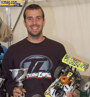 Y. Aigoin wins French 1/8th TT Nats Rd3