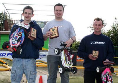 Todd & Baird win Rd1 Irish Buggy Nats