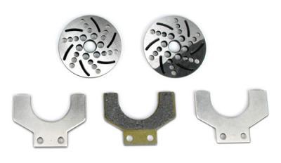 K-Factory MRX-4 Dual Brake System