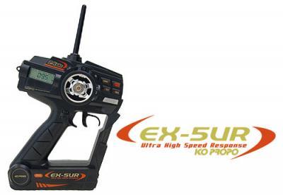 KO Propo EX-5UR transmitter