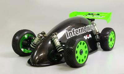 Kyosho Inferno MP9 buggy prototype