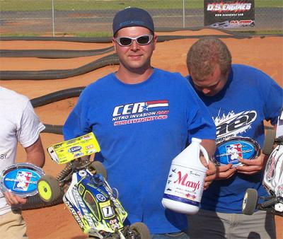 Hickersen wins RC Pro East Series Rd2