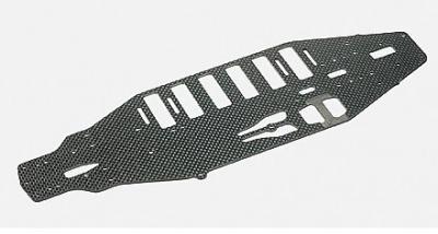 Tamiya TRF416 carpet chassis plate